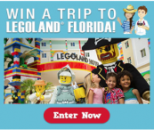 LEGOLAND Family Vacation Giveaway - Little Passports