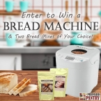 Bread Machine Giveaway - The Prepared Pantry
