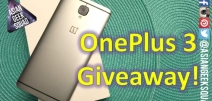Win a OnePlus 3 smartphone - AsianGeekSquad