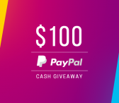Win a $100 PayPal Cash - Ladyprints
