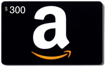 Win 1 of 3 $300 Amazon Gift Cards - BetterRide