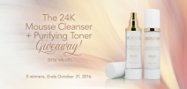 Orogold 24K Mousse Cleaner + Purifying Toner Giveaway - OROGOLD Cosmetics