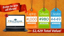 $1000 Day Trading Laptop Giveaway - Day Trade Academy