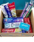 Win an Entire Years Worth of Toothbrushes Toothpaste and Floss for the Whole Family! - Gleam