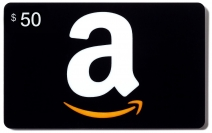 Win a $50 Amazon Gift Card - Jason Horton