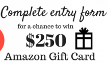 Win a $250 Amazon Gift Card - Mann'sFreshVegetables