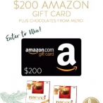Win a $200 Amazon Gift Card - IBC