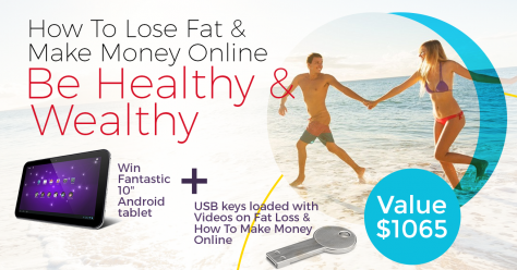 How To Lose Fat & Make Money Online - @firth_norman and @appzthatrock