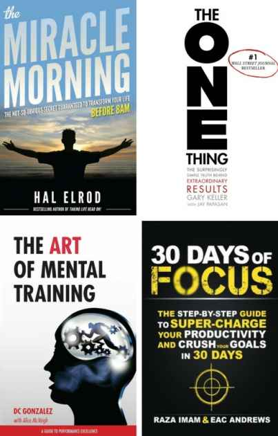 Win 4 Best Selling Personal Development Books - Raza Imam