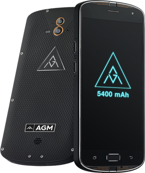 Win AGM X1 rugged waterproof smartphone - AGMMobile