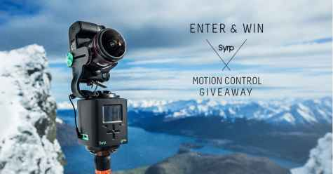Syrp Motion Control Giveaway - Planet 5D