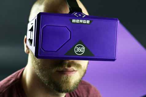 Win a pair of Merge VR Goggles - MergeVR