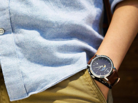 Win an Imperium Watch: Series of Minimalist Moonphase & Chronograph Watches - Imperium Watch