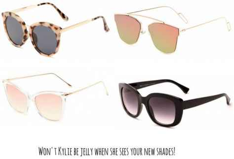 Win 4 Pairs of On-Trend Sunglasses So Cool Theyll Make Gigi & Bella Jelly - The Queen of Style