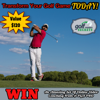 WIN Amazing Online Golf Video Set That Can Transform Your Game TODAY! - Get Fit Easy