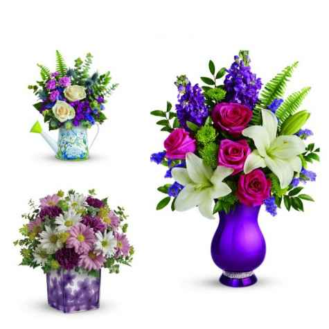 Teleflora Mothers Day Bouquet Giveaway - Our Family World