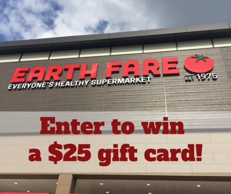 Enter To Win A $25 Earth Fare GC - LifeWithJoanne.com
