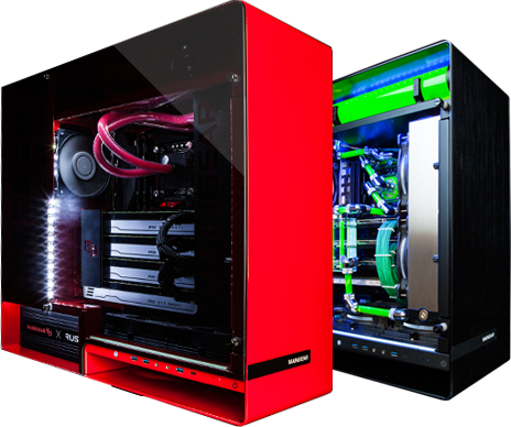 Win an EPIC MAINGEAR RUSH Gaming PC Brought to you by deadmau5 & MAINGEAR. - Maingear