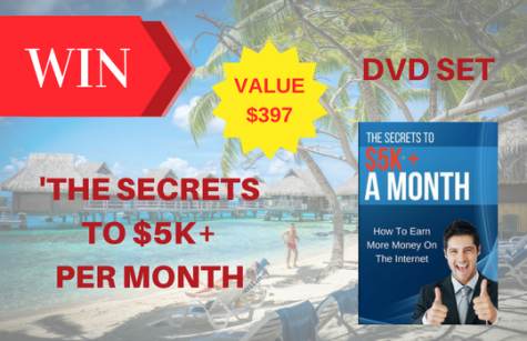 DVD set How To Earn More Money Online - My Social Radio