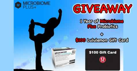Win 1 Year Of Microbiome Plus+ Probiotics - Microbiome Plus+