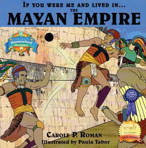 Book About the Mayan Empire - Little Lady Plays
