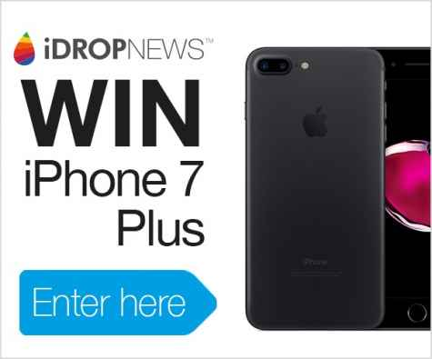 Win an Apple iPhone 7 Plus smartphone - iDropNews