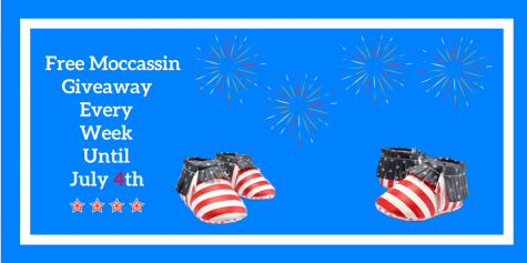 Free Moccasin Giveaway - rafflecopter