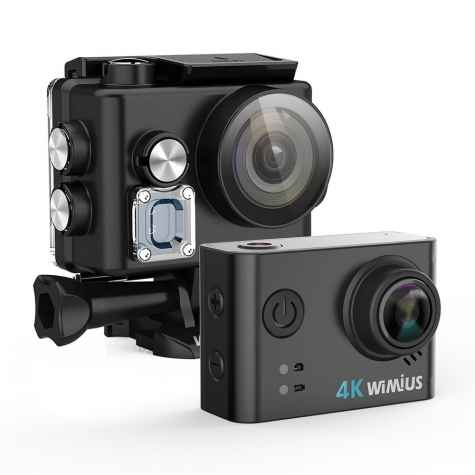 Win a Wimius L2 Action camera giveaway - actioncameradeal