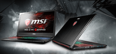 Win 1 of 2x MSI Gaming Laptops and many more - SteelSeries