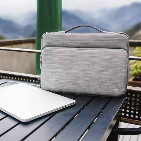Tomtoc 360° Protective Laptop Briefcase Giveaway - Tomtoc Marketing