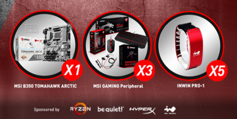 Win MSI gaming pc motherboard and more - MSI
