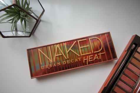 Urban Decay Naked Heat Eyeshadow Palette - De Nouveau Review
