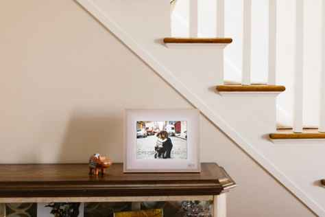 Win New Aura Digital Picture Frame - Grandparents.com