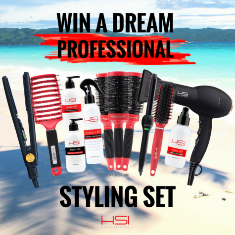 DREAM PROFESSIONAL STYLING SET GIVEAWAY - HSI Profressional