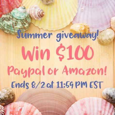 Summer Giveaway! Win $100 Paypal or Amazon! Ends 8/2 - Seasonal Family Fun