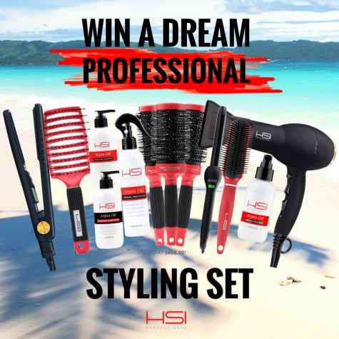 Professional Stylists Complete Dream Setup Giveaway - HSI Profressional