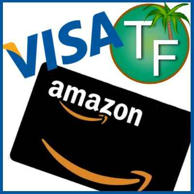 $100 Visa Or Amazon Gift Card Contest - TravelFave