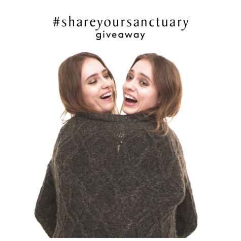#ShareYourSanctuary Giveaway - Sanctuary Clothing