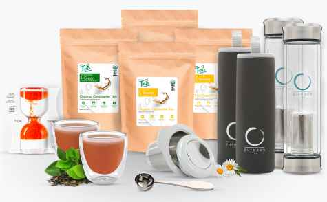 Win a Tea Lovers Kit Worth $175 - The Tea Company
