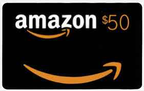 $50 Amazon Gift Card - JasonHorton
