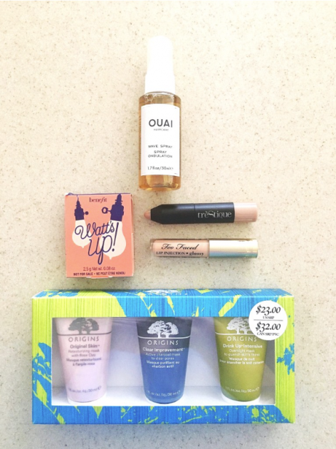 Beauty products Giveaway - Glamor and Gloss