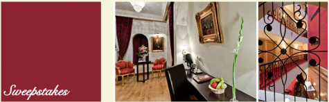 Choose Your Getaway for 2 Sweepstakes: I want a FREE Night in Bucharest! - Le Boutique Hotel Moxa