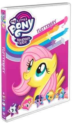 My Little Pony Friendship is Magic: Fluttershy DVD US 9/11 - Making of A Mom