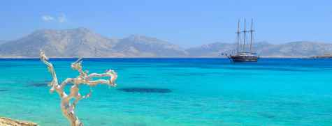 Win all-inclusive  seven-day holiday to Koufonisi Greece - AeroShip