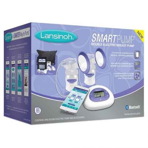 Lansinoh Breast-Feeding Smart Pump kit worth over $200.00 - Fouriefamcam