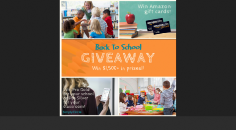 Enter The Teacher Giveaway $1500+ in prizes! - Simply Circle