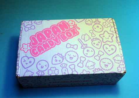 Japan Candy Box Giveaway - Venoma Fashion Freak