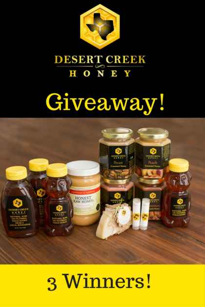 Desert Creek Honey giveaway - Gardening Know How