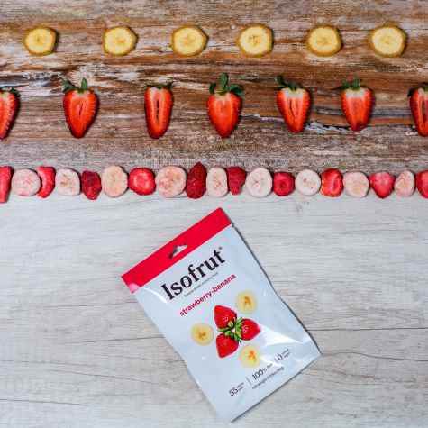 The Healthy Snack Giveaway. Win a Free Isofrut Box Ends: 9/30 USA - Isofrut