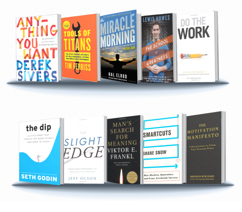 Top 10 Books to Build Your Biz on the side even if working full-time - Ahmed Safwan